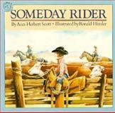 Someday Rider, Ann Herbert Scott, 039558115X