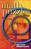 Math Puzzles for the Clever Mind, Derrick Niederman, 080695115X