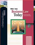 Business Law Today, Miller, Roger LeRoy and Jentz, Gaylord A., 0324261152