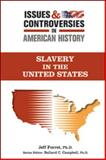 Slavery in the United States, Forret, Jeff, 0816081158