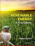 Renewable Energy 1st Edition