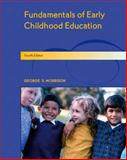 Fundamentals of Early Childhood Education and Early Childhood Settings and Approaches DVD, Morrison, George S. and Bleiker, Charles A., 0132211165