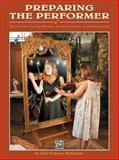 Preparing the Performer, Jane Hollander, 0739041169