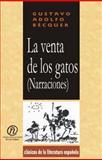 La venta de los Gatos (Narraciones), Bécquer, Gustavo Adolfo, 1413511163