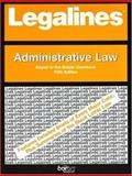 Legalines on Administrative Law : Keyed to Breyer, Dempsey, Paul S., 0314151168