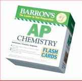 Barron's AP Chemistry Flash Cards, Neil D. Jespersen, 0764161164