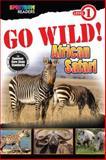GO WILD! African Safari, Lisa Kurkov, 1483801160