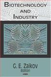 Biotechnology and Industry, Zaikov, Gennadii Efremovich, 1594541167