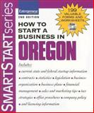How to Start a Business in Oregon, Entrepreneur Press Staff, 1599181169