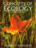 Concepts of Ecology, Kormondy, Edward J., 0134781163