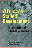 Africa's Stalled Development 9781588261168