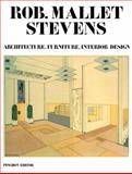 Rob Mallet-Stevens : Architecture, Furniture, Interior Design, Pinchon, Jean-François, 0262161168