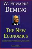 The New Economics for Industry, Government, Education, Deming, W. Edwards, 0262541165