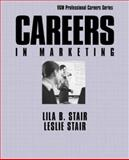 Careers in Marketing, Stair, Lila B. and Stair, Leslie, 0658021168