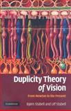 Duplicity Theory of Vision : From Newton to the Present, Stabell, Bjorn and Stabell, Ulf, 052111117X