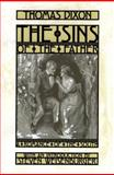 The Sins of the Father : A Romance of the South, Dixon, Thomas, 0813191173