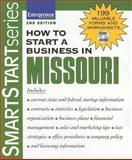 How to Start a Business in Missouri, Entrepreneur Press Staff, 1599181177