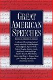Great American Speeches, , 0517091178