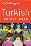 Gem Turkish Phrase Book, Collins, 0007201176