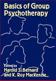 Basics of Group Psychotherapy, , 0898621178