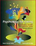 Psychology for Living 9780131181175
