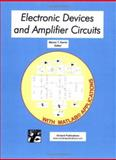 Electronic Devices and Amplifier Circuits : With MATLAB Applications, Steven T. Karris, 0970951175