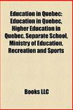 Education in Quebec,, 1156451175