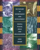 Dictionary of Environment and Development 9780262531177