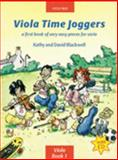 Viola Time Joggers (book + CD), , 0193221179