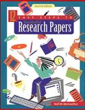 12 Easy Steps to Successful Research Papers, Meriwether, Nell and Glencoe McGraw-Hill Staff, 0658001175