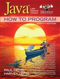 Java, Paul J. Deitel and Harvey M. Deitel, 0135101174