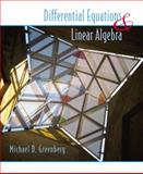 Differential Equations and Linear Algebra 9780130111180