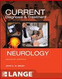 Current Diagnosis and Treatment Neurology, Brust, John C. M., 0071701184