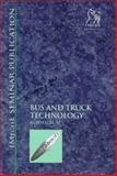 Bus and Truck Technology : Autotech '97, PEP  (Professional Engineering Publishers), 1860581188