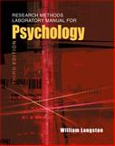 Psychology, Langston, William, 0495811181
