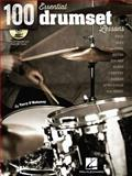 100 Essential Drumset Lessons, Terry O'Mahoney, 1476821186
