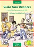 Viola Time Runners (book + CD), , 0193221187