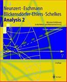 Analysis 2 : MIT Einer Einführung in Die Vektor- Und Matrizenrechnung, Neunzert, Helmut and Eschmann, Winfried G., 3540641181