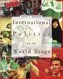 International Politics on the World Stage with PowerWeb, Rourke, John T., 0073261181