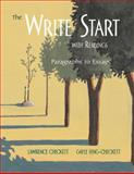 The Write Start with Readings : Paragraphs to Essays, Checkett, Lawrence and Feng-Checkett, Gayle, 0321061187