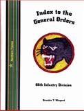 Index to the General Orders of the 66th Infantry Division, in World War II, , 1932891188