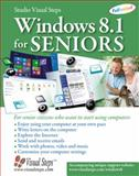 Windows 8 for Seniors, Studio Visual Steps, 9059051181