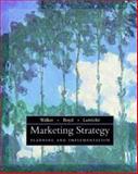 Marketing Strategy 9780256261189