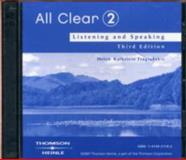 All Clear 3e-Student Audio, Kalkstein, 1413021182