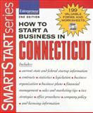 How to Start a Business in Connecticut, Entrepreneur Press, 1599181185