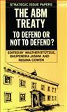 The ABM Treaty 9780198291190