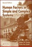Human Factors in Simple and Complex Systems, Proctor, Robert W. and Van Zandt, Trisha, 0805841199