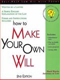 How to Make Your Own Will, Mark Warda, 1572481196
