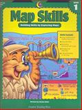 Map Skills-Grade 1 : Meeting Map Skill Standards through Hands-on Practice, Hults, Alaska, 1591981190