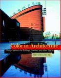 Color in Architecture, Linton, Ralph, 0070381194